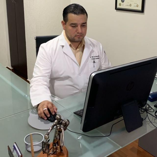 Dr Allan Jair Ortega Morales