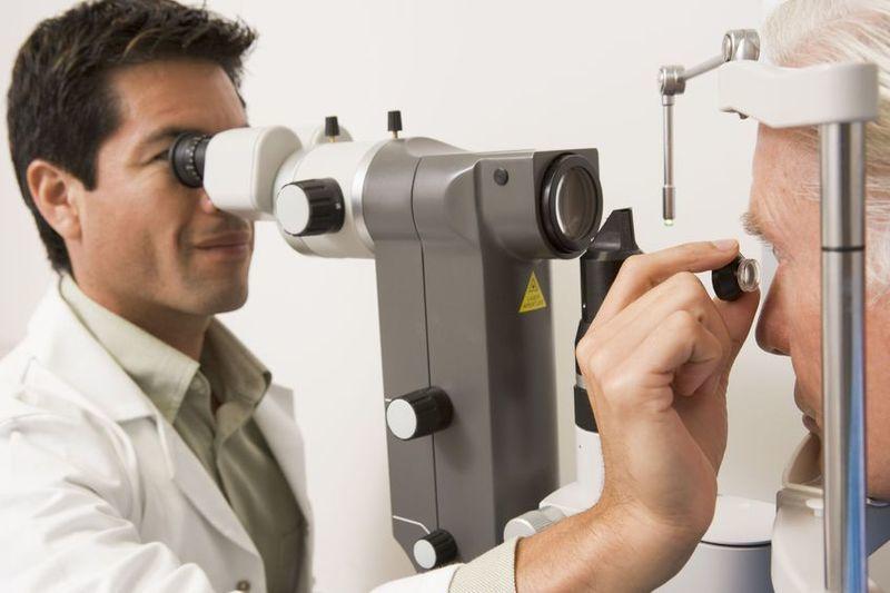 Tratamiento de Glaucoma