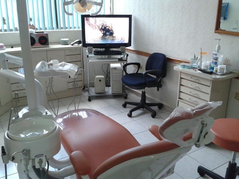 Area de rehabilitación bucal