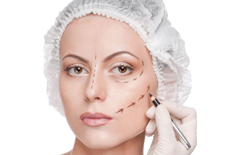Cirugía plástica de cara