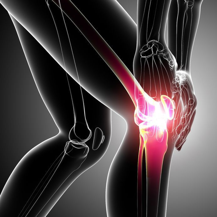 Lesiones de rodilla, cirugia de rodilla y protesis