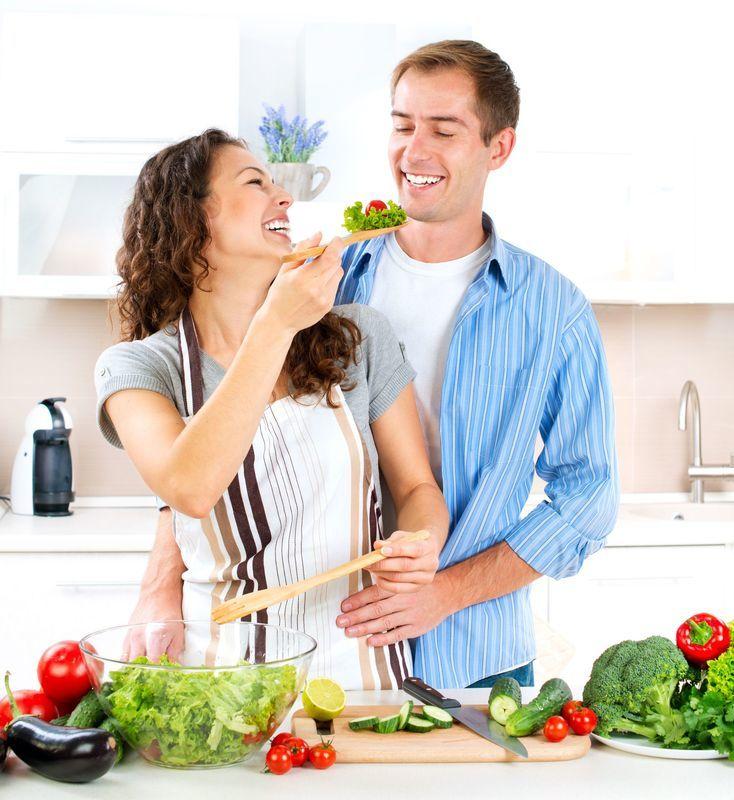 Orientación para comer saludablemente todo el año