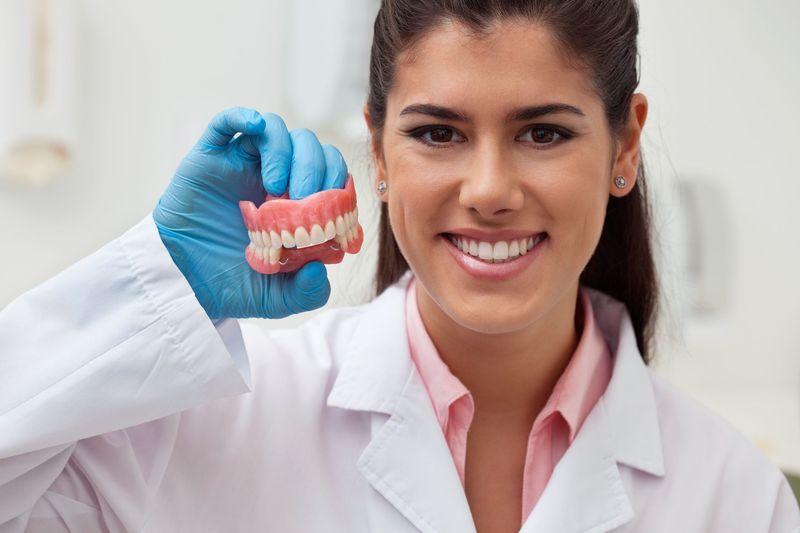 Todos los servicios dentales