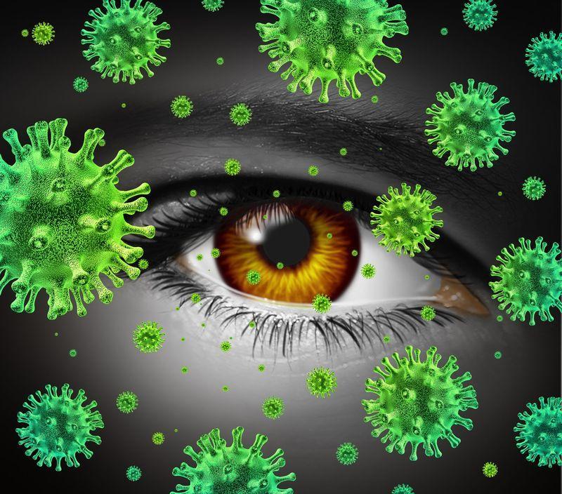 Tratamiento de infecciones oculares
