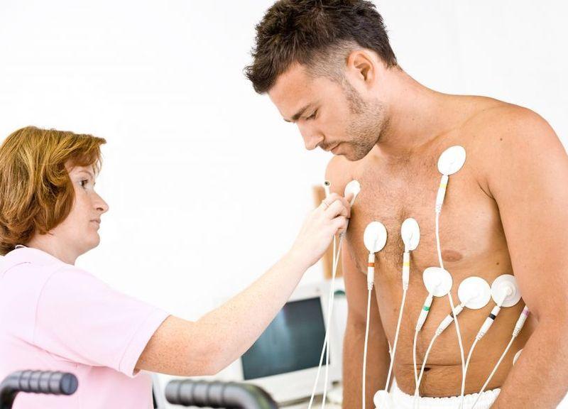 Prueba de Esfuerzo y Electrocardiogramas