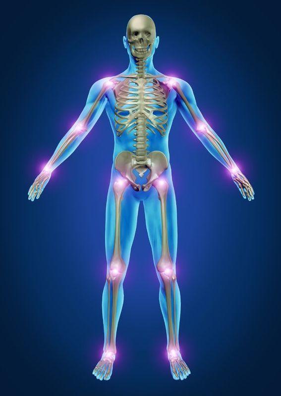 Tratamiento de enfermedades de las articulaciones