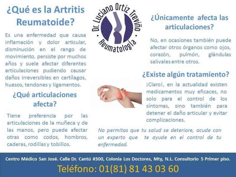 ¿Qué es la Artritis Reumatoide?