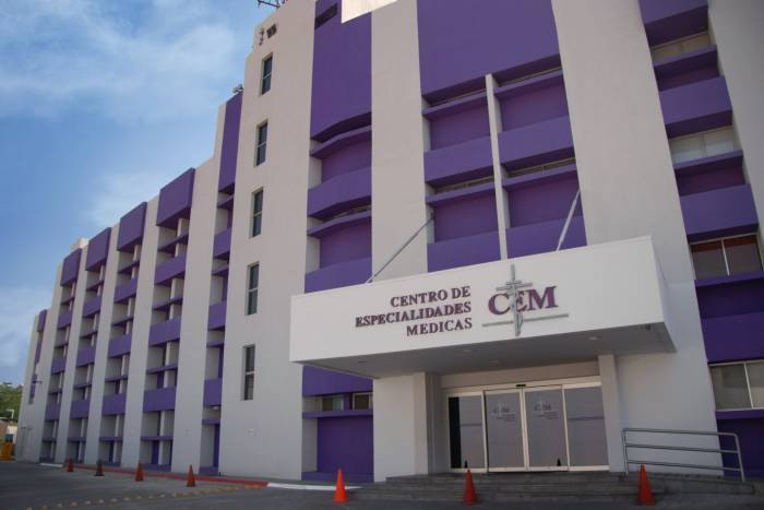 Centro de Especialidades Médicas (CEM)