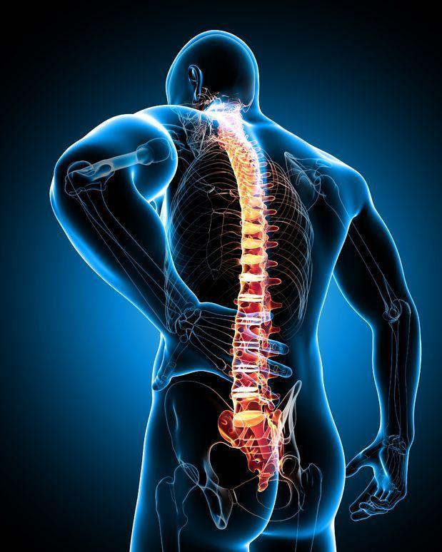 Padecimientos de columna vertebral