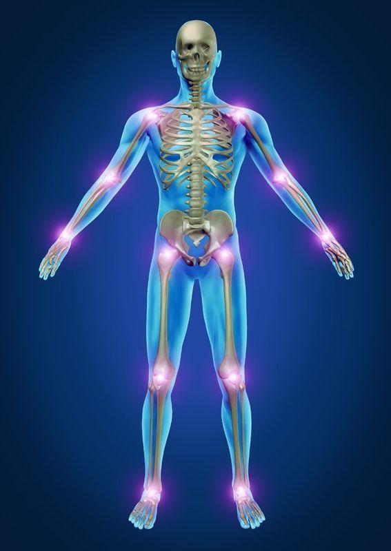 Cirugía de hombro, rodilla y pie, de rápida recuperación ( artroscopia )
