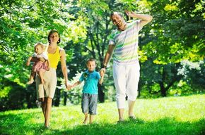 Tip list familia en la naturaleza