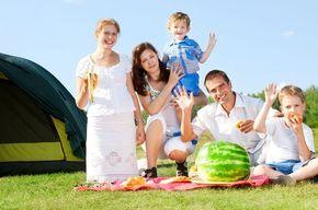 Tip list familia en picnic