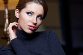 Tip list mujer modelo