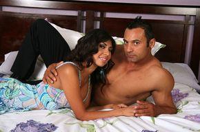 Tip list pareja en cama