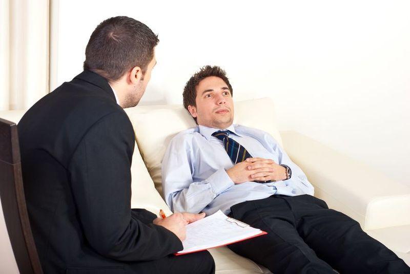 ¡ No tema acudir a un Psiquiatra !