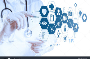 Tip list stock photo medicine doctor hand working with modern computer interface as medical concept 133503068